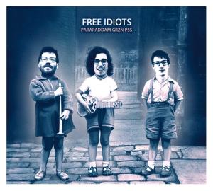 Free Idiots - Parapaddam Cover